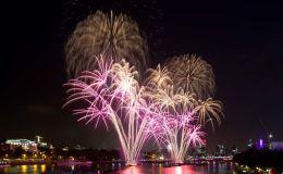 Thames Festival Fireworks 2