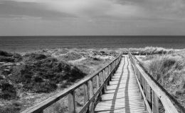 Duckboards to the Beach