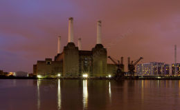 Storm Over Battersea Power Station