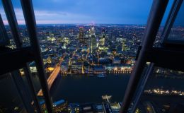 City of London From The Shard
