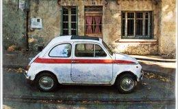 Provençal Car