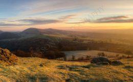 A Shropshire Sunrise