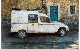 Provençal Van