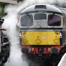 Class 26 at the Llangollen Railway