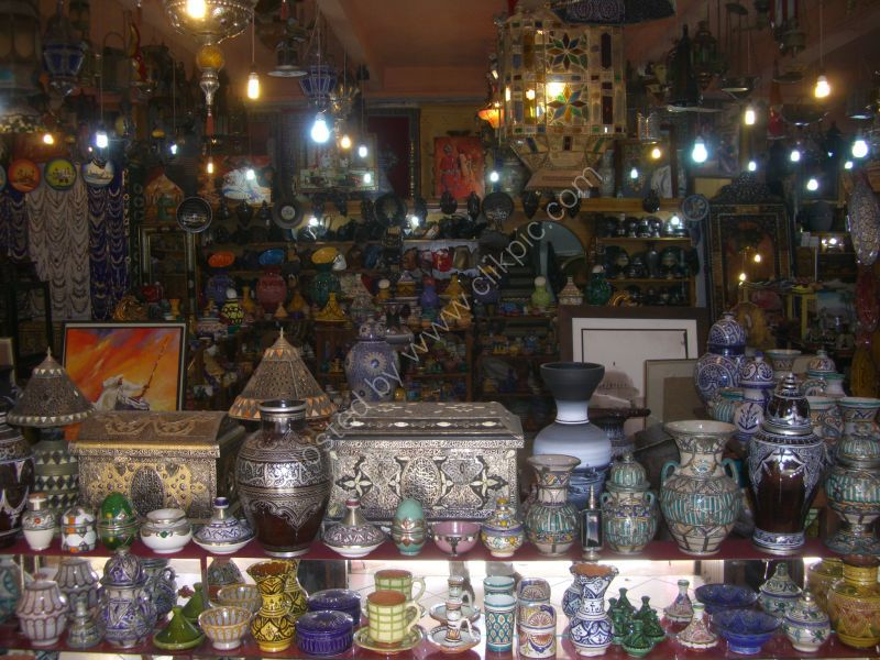 An Aladin's Cave! Tangier
