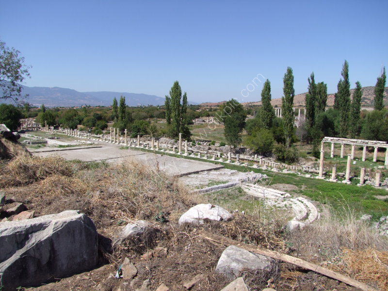 Roman Forum at Aphrodisias