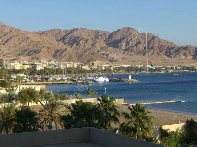Aqaba Small Vessel Harbour