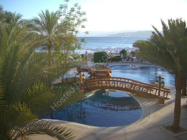 Aqaba Intercontinental Hotel Pool