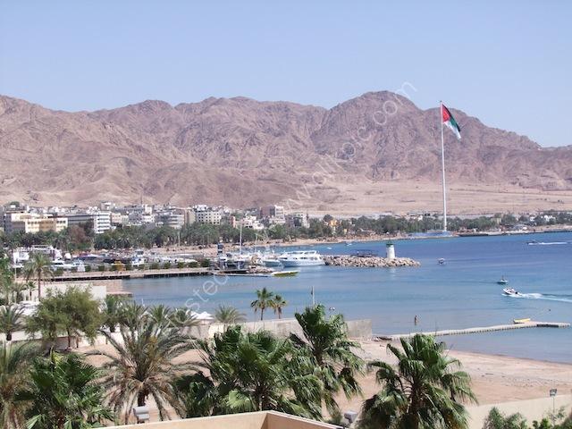 Small Vessel Harbour, Red Sea, Aqaba