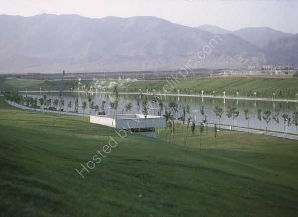 Part of Complex for 1974 Asian Games, Tehran