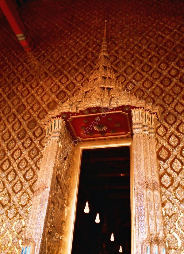 Doorway, Grand Palace, Bangkok