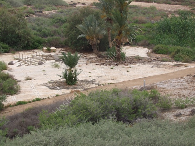 Baptism Pool, Bethany