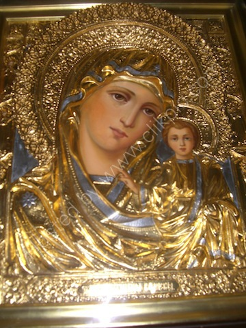 Icon, Greek Orthodox Church, Bethany