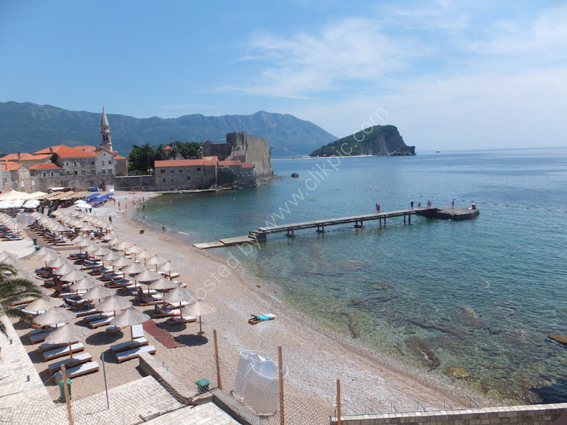 Old Town Budva & Sveti Nikolas Isle
