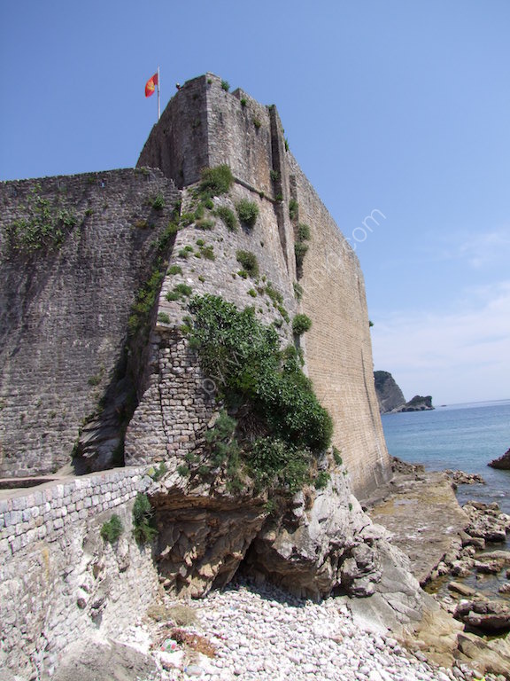 Citadel Walls, Budva