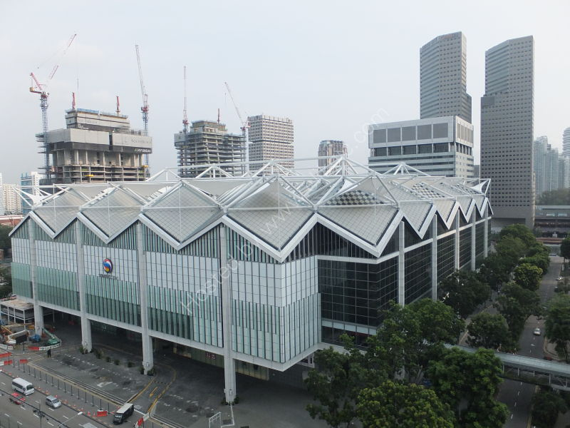 Suntec Plaza, Marina Bay