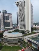 Pan Pacific Hotel, Marina Bay