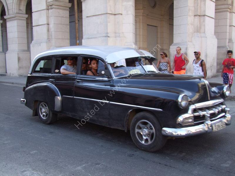 Unknown Car, Havana