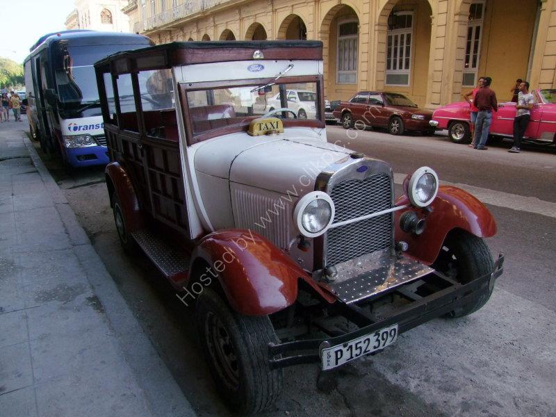 American Ford, Havana