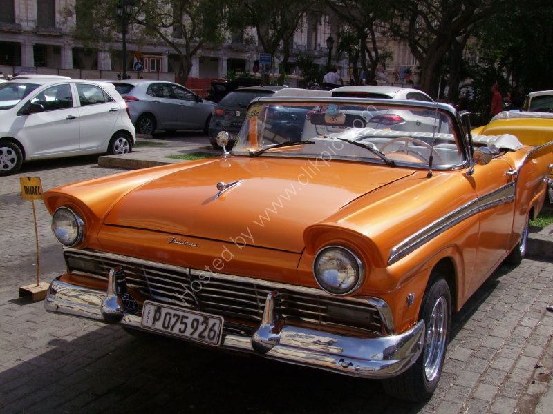 Ford Fairlane, Havana