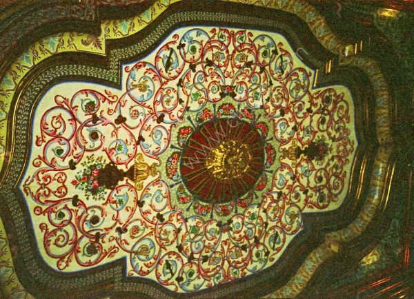 Ornate Ceiling, Carthage