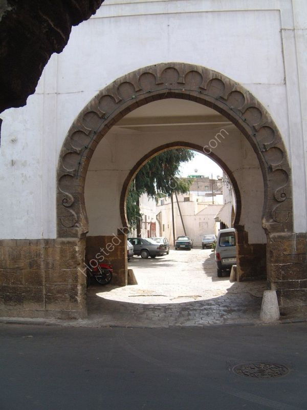 Multiple Archways, Casablanca