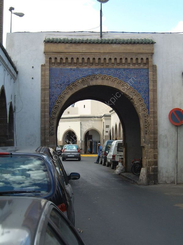 Typical Gateway, Casablanca