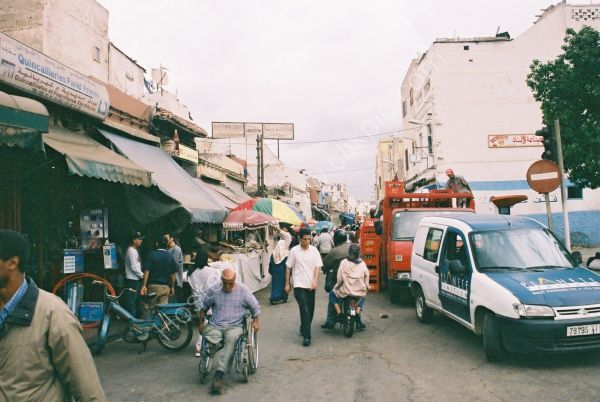 Market Street, Casablanca