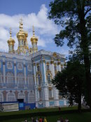 Church in Catherine's Palace