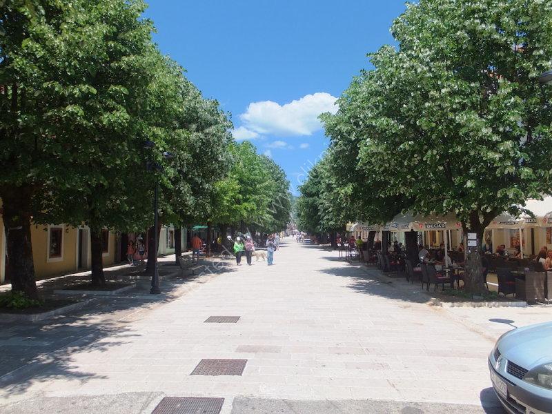 Main Street, Cetinje