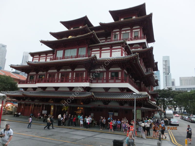 Chinese Temple, China Town