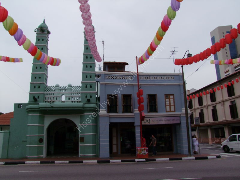 Majid Jamae Mosque, China Town
