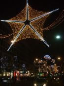 Christmas Lights, Oxford Street, London