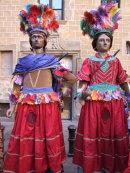 Costumes for Religious Festival