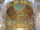 Magnificent Interior of the Church of Spilled Blood