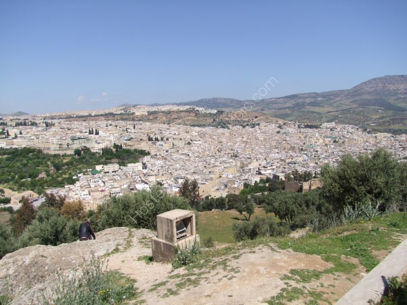 View of City of Fes