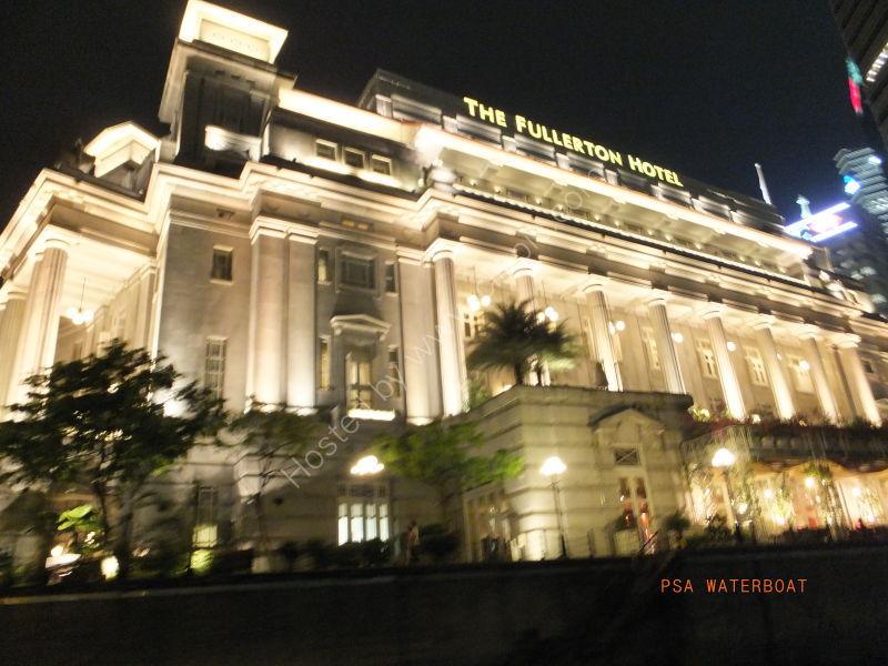 Fullerton Hotel, Marina Bay