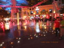 Fountains at Night, Clarke Quay