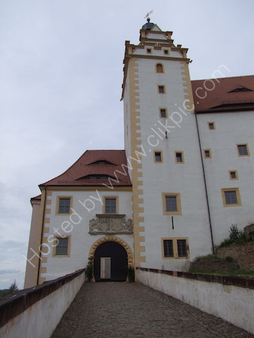 Colditz Castle Rampart