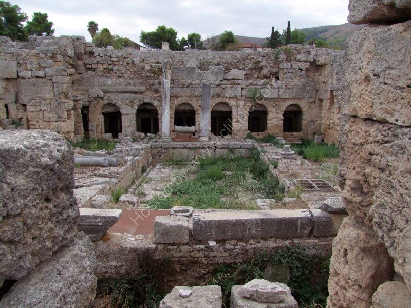 Fountain of Peirene, Ancient Corinth