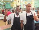 Cuban Chefs, Cuban Cafeteria, Obispo Street, Havana
