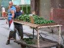 Cuban Plantain Seller