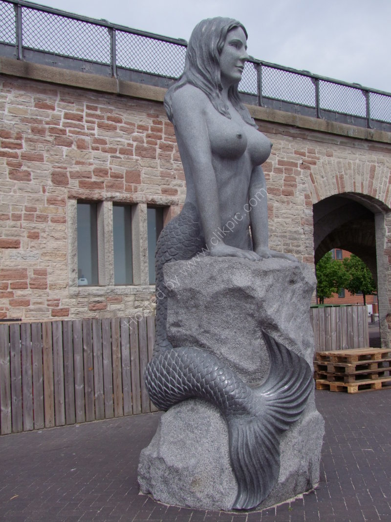 Mermaid Sculpture
