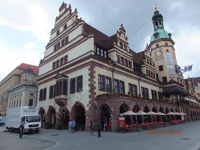 Town Hall, Dresden