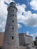 Lighthouse, El Morro Fort