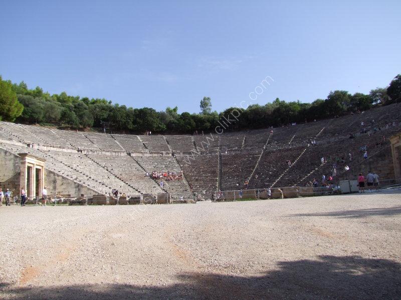 Roman Theatre, Epidaurus