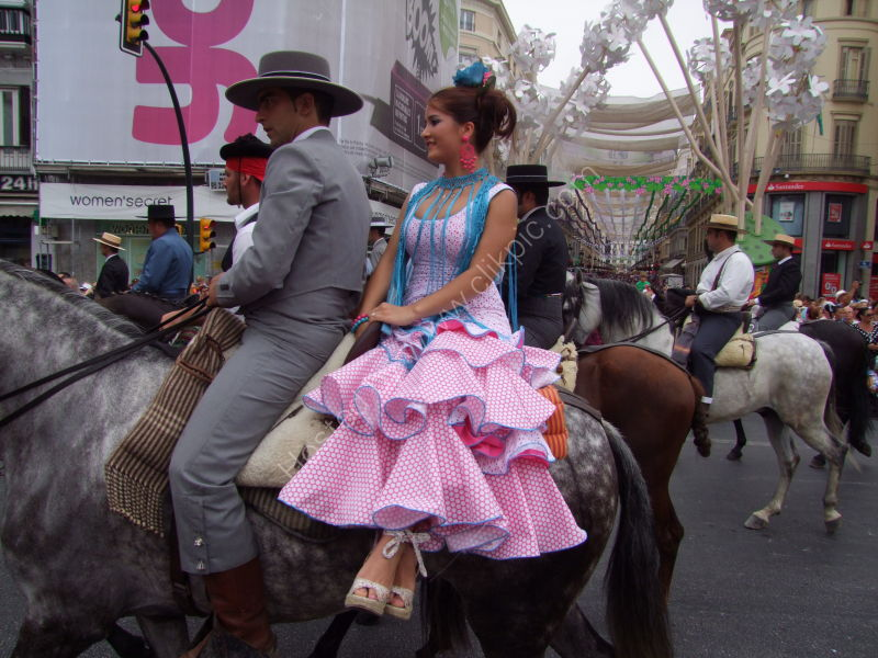 Side Saddle, Malaga Festival