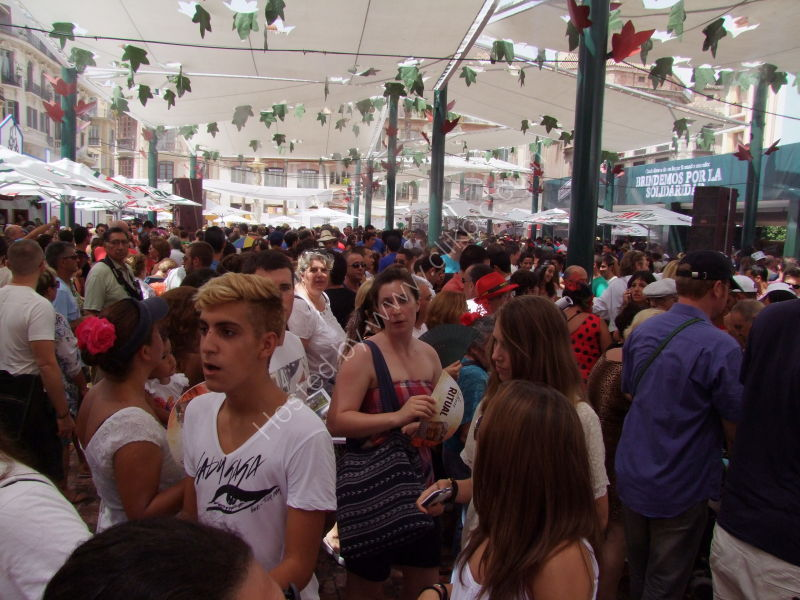Beer Tent, Malaga Festival