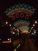 Festival Lighting, Via Maqueda, Palermo