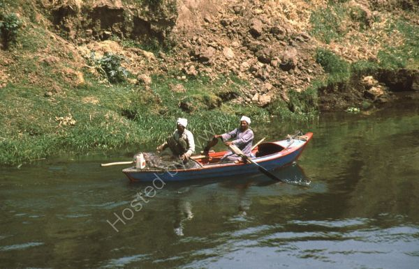 Fishermen, River Nile